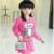 Bebê atacado Boutique de Roupas Vestido de Princesa Para As Meninas Coruja Vestido Vetement Fille Duas Peças Vestidos de Festa de Meninas Criança Legal