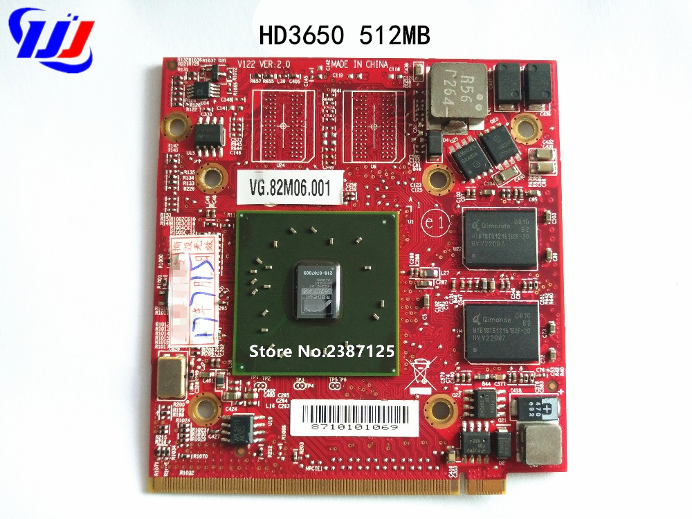 For Ace r Aspire 4920G 5530G 5720G 5920G 7520G 8920G For ATI Mobility Radeon HD3650 HD 3650 DDR2 512MB Laptop Graphics CardFor Ace r Aspire 4920G 5530G 5720G 5920G 7520G 8920G For ATI Mobility Radeon HD3650 HD 3650 DDR2 512MB Laptop Graphics Card