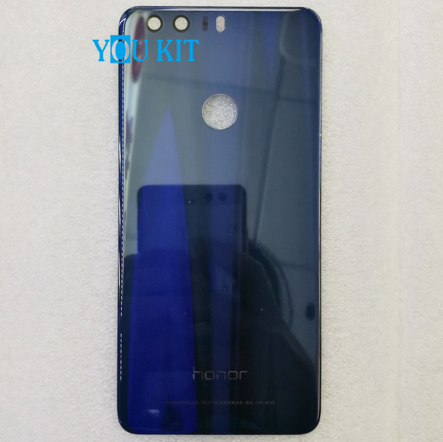 For Huawei Honor 8 Glass Battery Cover (16)