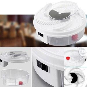 Image 5 - Автоматическая ловушка для насекомых, Электронная ловушка для мух, USB, для борьбы с вредителями