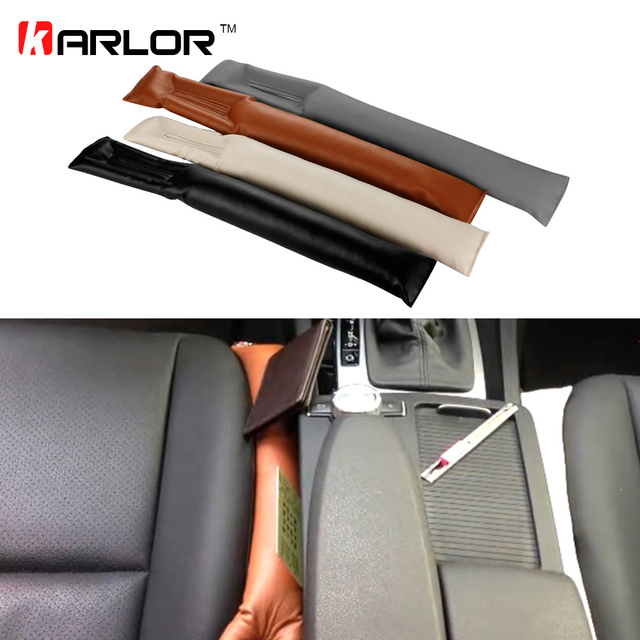 Car Seat Gap Pad Fillers Stopper Leak Cover for ford focus 2 3 bmw e46 e39 e60 Volkswagen Toyota Mercedes Nissan Chevrolet Cruze