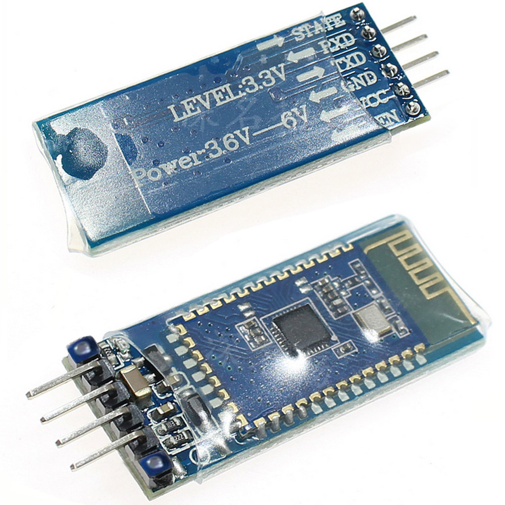 SPP-C For Arduino Bluetooth Serial Port Wireless Data Module Compatible SPPC Bluetooth 2.1+EDR Replace HC-05 HC-06  Z514