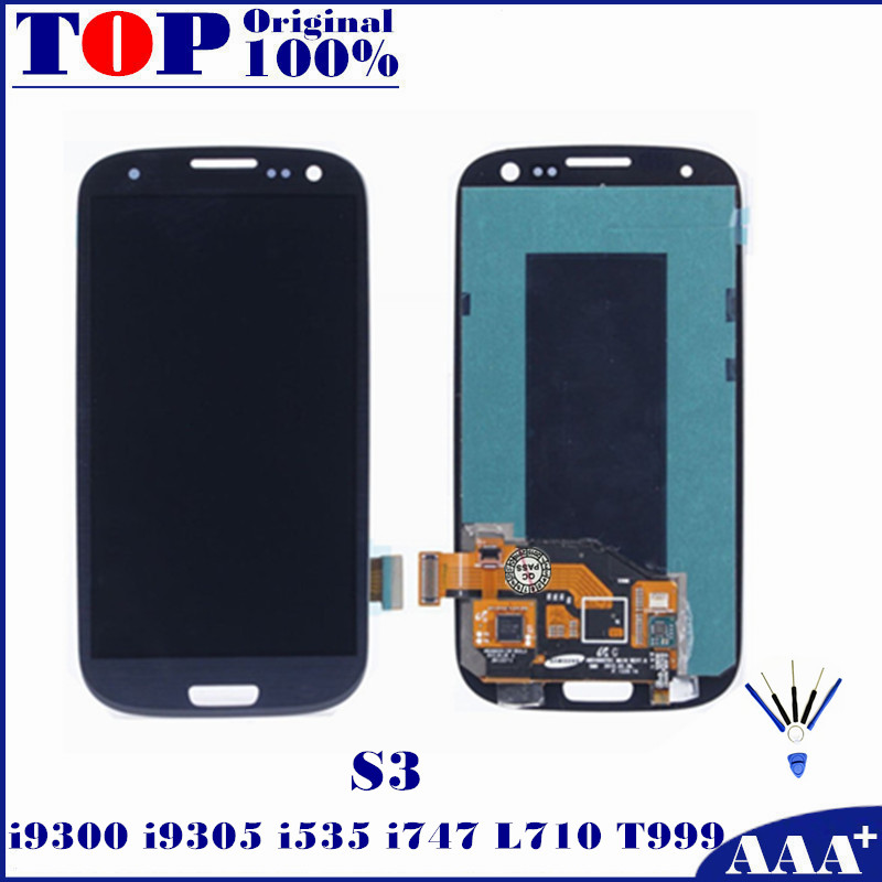 For Samsung Galaxy S3 i9300 i9305 i535 i747 L710 T999 LCD Display font b Touch b