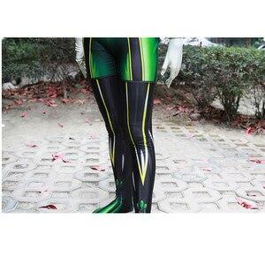 Image 5 - Ainiel My Hero Academia Froppy Tsuyu Asui 코스프레 의상 스판덱스 Zentai Suit 여성 소녀 바디 슈트 Halloween Kids and Adults