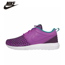 NIKE ROSHE NM FLYKNIT PRM D'origine Hommes Chaussures de Course de Sport Chaussures Nike Roshe Run Baskets Pour Hommes #746825-500(China (Mainland))