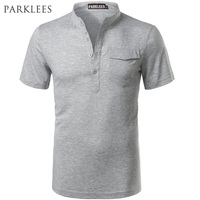 Solid Color Polo Shirt Men 2017 Brand New Stand Collar Short Sleeve Polo Shirt Homme Casual