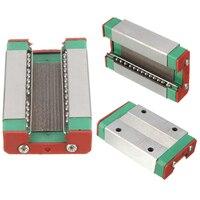 1pc Bearing Steel Sliding Block For MGN12H Linear Guide CNC XYZ DIY 43 26 10mm