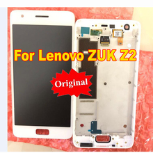 LTPro Original LCD Display Touch Screen Digitizer Assembly with frame For Lenovo ZUK Z2 Z2131 5.0