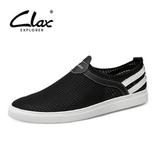 Clax Mesh Shoe Men 2017 Summer Footwear for Male Breathable Casual Walking Shoes Comfortable