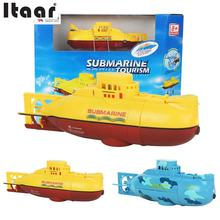 6CH Speed Radio Remote Control Electric Boat Kids Children Toy