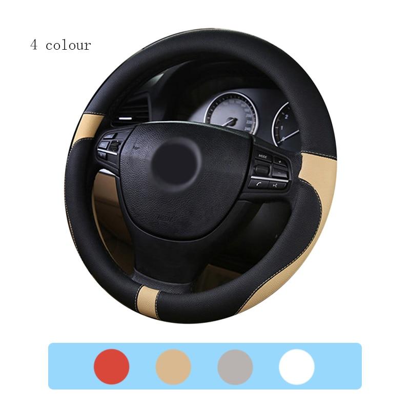 3D Sport Auto Lenkräder Covers Lenkrad Naben Auto Styling Steering-rad Für BMW Audi Honda Ford CRV Alle Auto limousine