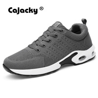 Cajacky Unisex Sneakers Shoes Men Casual Shoes Male Krasovki Fly Weave Sneakers Trainers Zapatillas Hombre Couple