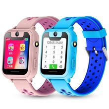 Kids Smart watch KID Child SmartWatch For Children SOS Call Location Finder Device Camera Locator Tracker Anti Lost Monitor s6 mocrux q528 smart watch children kid wristwatch sos gsm locator tracker anti lost safe smartwatch child guard for ios android