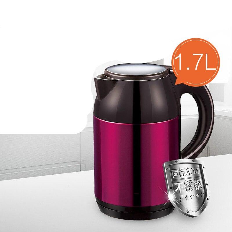 Здесь продается  Electric kettle 304 stainless steel 1.7 litre Safety Auto-Off Function  Бытовая техника