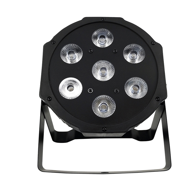 Responsible 10pcs Waterproof Led Par 18x12w Rgbw Dmx512 Stage Effect Lighting Good For Outdoor Swimming Pool And Disco Bar Party Clubs Commercial Lighting