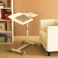 BSDT With the help of notebook simple mobile lifting rotating lazy bed comter desk FREE SHIPPING