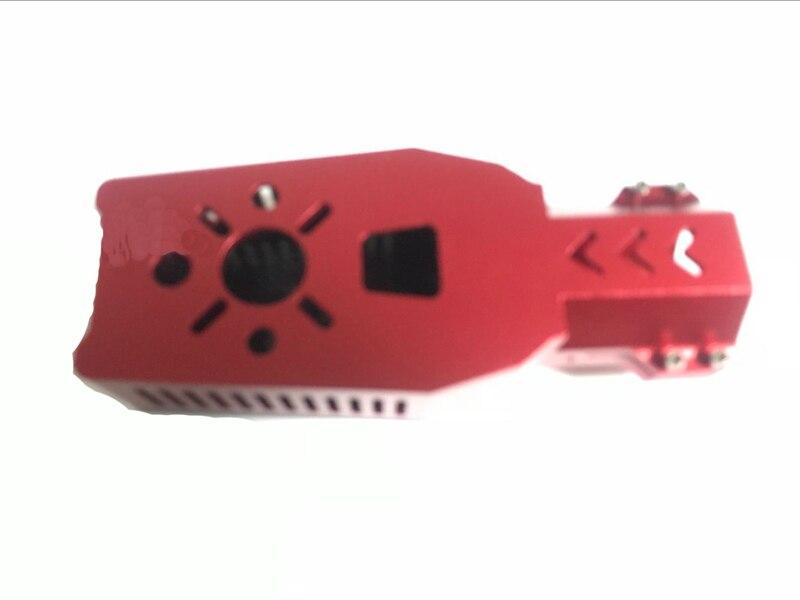 Base de support de moteurs de bâti de moteur d'intégration de siège de moteur d'alliage d'aluminium de Yuenhoang 1 PC D40 40mm pour l'agriculture végétale Drone de aéronef sans pilote (UAV)