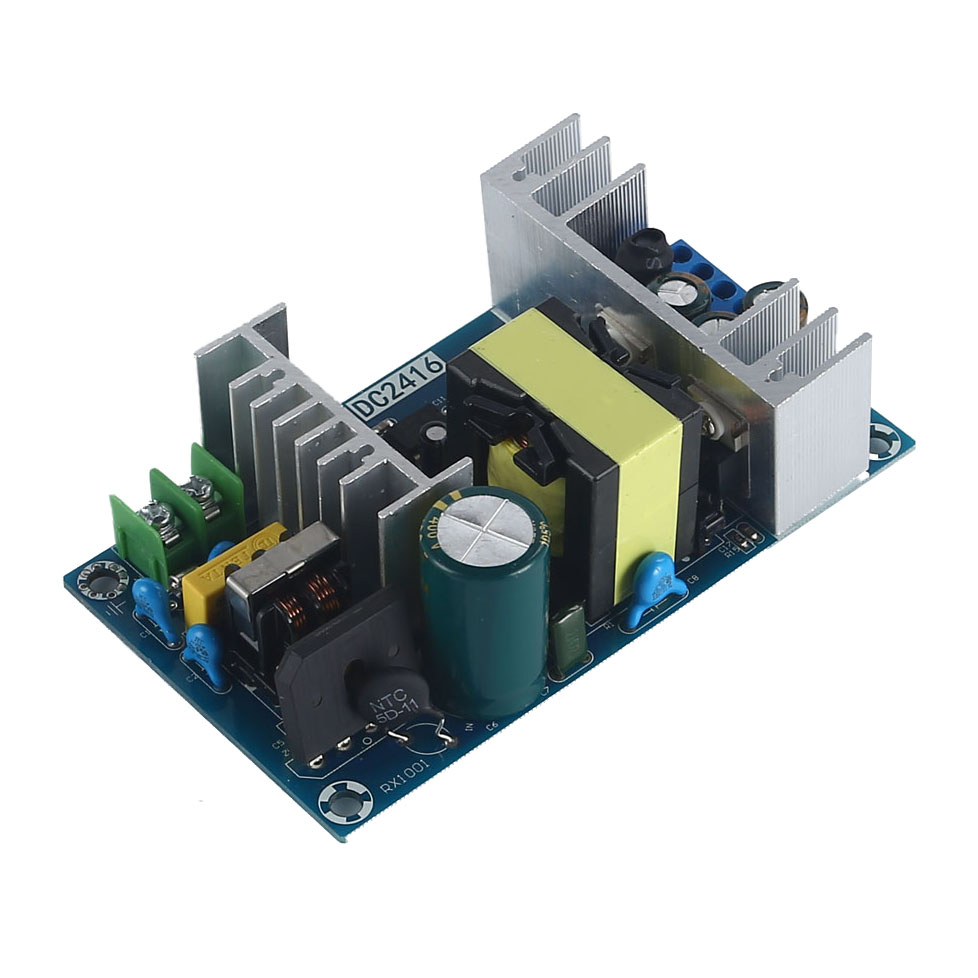 AC 100-240V to DC 24V 6-9A Power Supply AC-DC switch Power Supply module Board