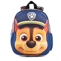 Cute Puppy Little Kid Backpack Cartton Printing School Bag Backpacks For Boys Girls Of Kindergarten Bag