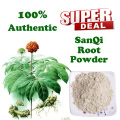 100g Superfine Pure Notoginseng Powder/Tienchi Powder Anti-aging Beauty sanqi root powder pseudo-ginseng herb tea free shipping