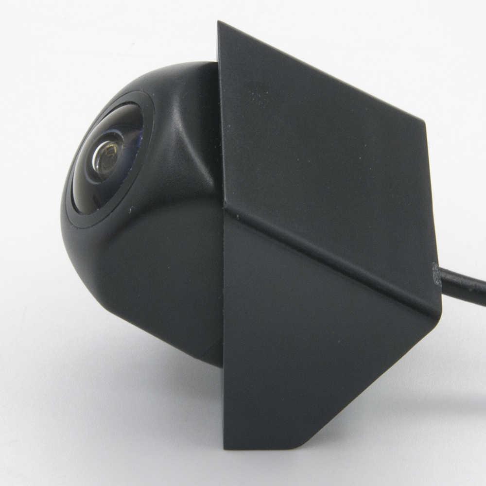 Fisheye 1080 P MCCD Starlight voiture vue arrière caméra de sauvegarde moniteur sans fil pour SsangYong Ssang Yong nouveau Actyon Korando 2014