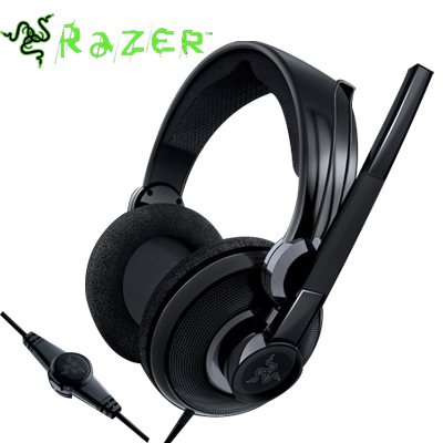 Razer Carcharias Gaming Headphone, Brand NEW Free & Fast Shipping, Without Retail Box.