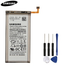 Original Phone Battery EB-BG973ABU For Samsung GALAXY S10 Galaxy S10X X SM-G9730 3400mAh Authentic Replacement