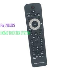 Nouvelle télécommande pour système de cinéma maison Philips HTS3367/05 contrôle à distance Fernbedienung