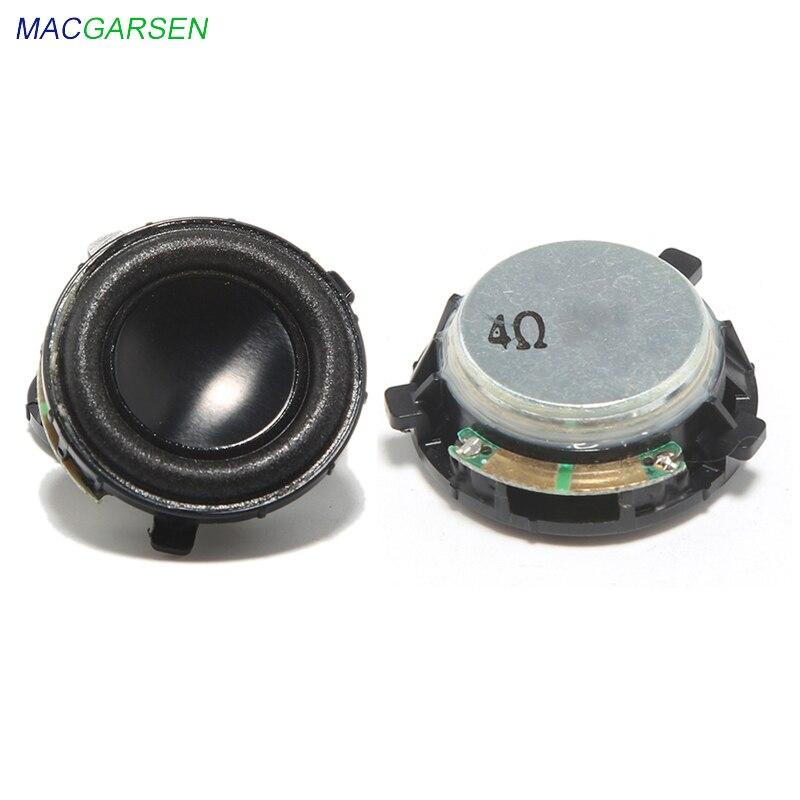 10 Pack 8Ohm 1W Mini HiFi Stereo Audio Speakers 32mm DIY Full Range Loudspeaker