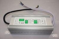En iyi fiyat 1 adet LED Sürücü Güç Kaynağı 12 V 60 W 5A Açık Su Geçirmez led şerit için güç kaynağı ücretsiz kargo