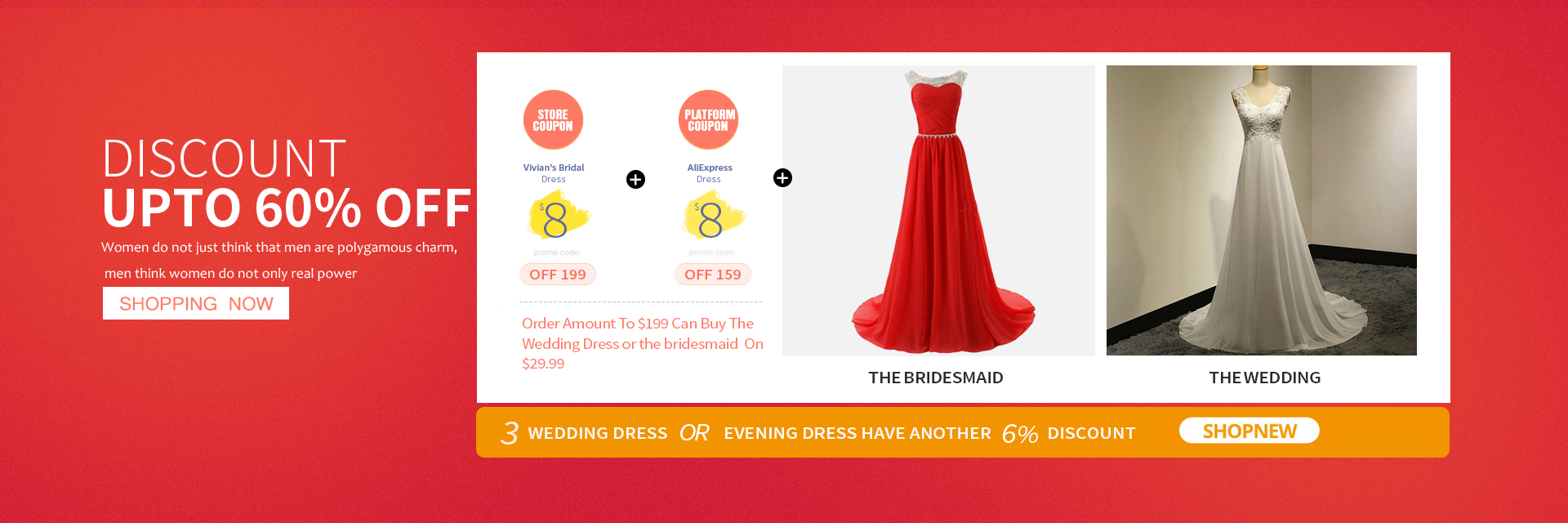 0b41f28321 Vivian's Bridal Official Store - Small Orders Online Store, Hot ...