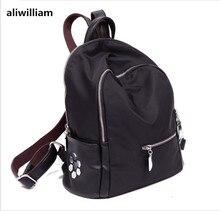 Pendannew ткань Оксфорд сумка женский Дикий школа ветер Сумка Простой Мода волна путешествия женский рюкзак женский Горячая дорожная сумка
