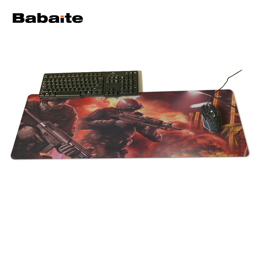 Babaite Clancys Rainbow Six Mouse pad 700x300x3mm pad to Mou