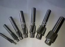 6 stks/set 4 Fluit HSS AL Verzinkboor End Mill M4 M5 M6 M8 M10 M12 metrische Endmill/wastafel gaten boren hoofd frees(China)