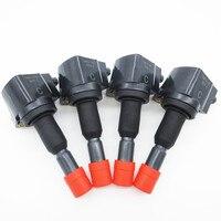 4pcs Set High Quality Ignition Coil 30520 PWC 003 CM11 110 30520PWC003 CM11110 For Honda Jazz