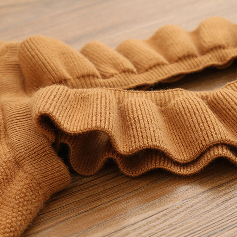 Hurave-Autumn-2017-girls-dress-girl-clothing-Knit-Sweater-Kids-for-girl-robe-fille-kids-clothing-beautiful-vestidos-3