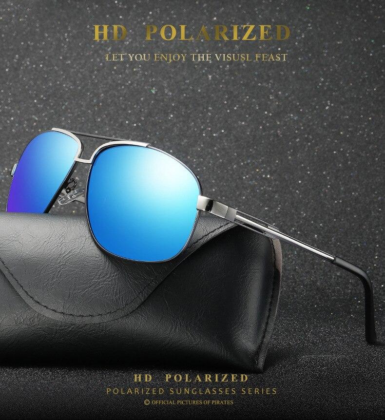 Men's New Polarized Sunglasses 2019 Men's Driving Sunglasses