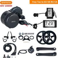 Bafang 8fun BBSHD BBS03 48V 1000w Mid Drive Motor Electric Bicycle Engine Kit Electric Motor for Bikes Ebike Conversion Kit