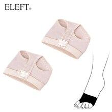 ELEFT cuidado de Los Pies del vientre ballet bailan los calcetines con dedos de los pies separador de protección pads foot tanga traje polainas accesorios y plantillas