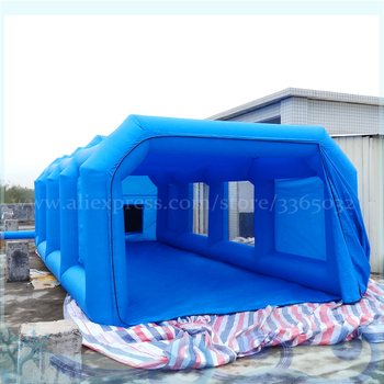 Portable Inflatable Spray Booth