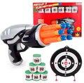 Great Gift Game Shooting Soft Gun Airgun Pistol & Soft Bullet Gun Plastic Toys