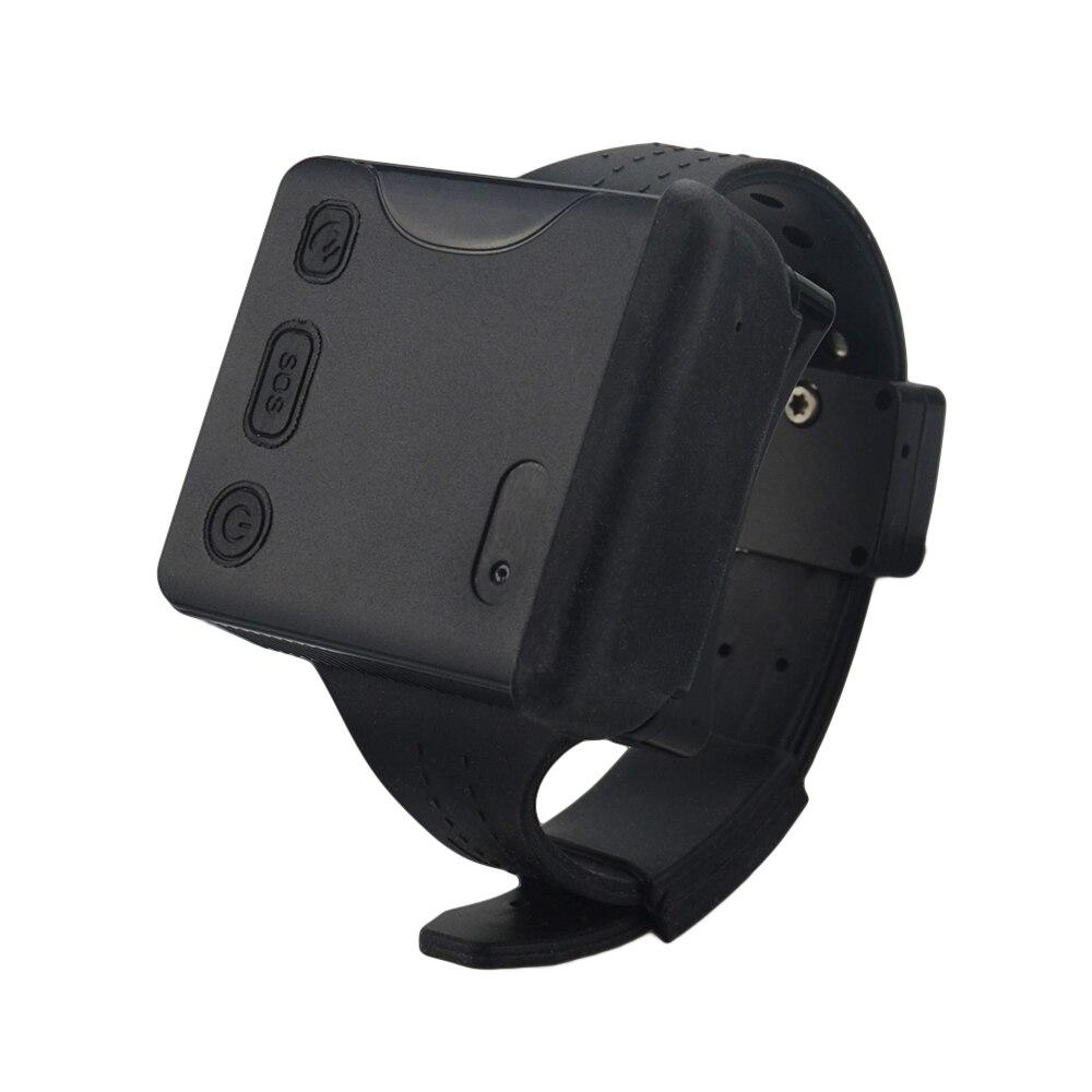 MT200X MT 200X 3G WCDMA GPS Tracker for Prisoner offender GPS Tracker Locator Smart Watch Waterproof