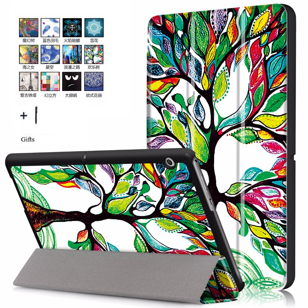 For Huawei MediaPad T3 10 9 6 inch Tablet Case For Huawei T 3 10 9