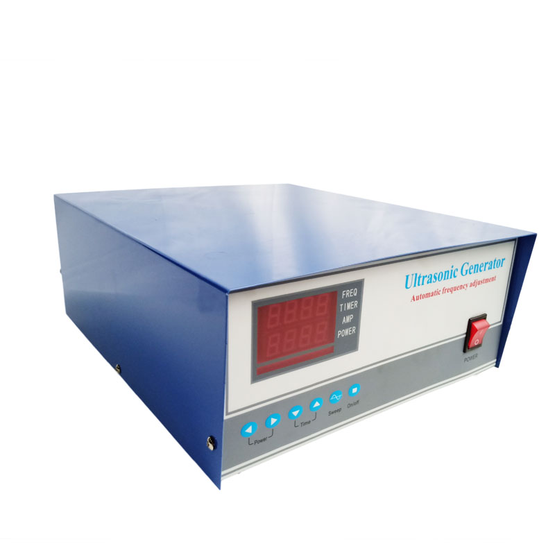 Variable Frequency Ultrasonic Generator for Industrial ultrasonic cleaning  machine image 6aa125f53003