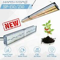 Mars Hydro SP-150 250 Full Spectrum LED Grow Light Indoor Veg Flower Lamp SMD Chip☆Zero Noise☆Water Proof