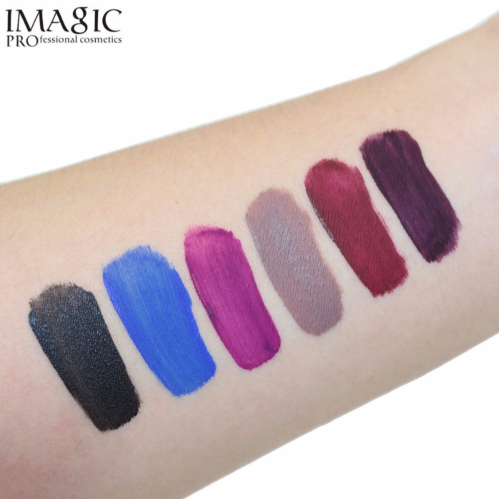 IMAGIC-Maquillage-Lipgloss-Long-Durable-Imperméable-Brillant-À-Lèvres-Mat-brillant-À-Lèvres-Lipgloss-Kit-6