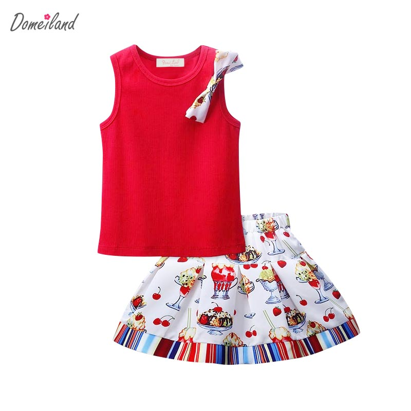 2017 fashion summer children clothing sets cute kids girl boutique outfits sleeveless tops shorts floral skirts suits clothes girls tops trousers clothes sets girl coat loose pants boutique outfits kids autumn 2017 new fashion children clothing suits