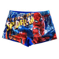 Spiderman Swim Trunk For Boys Swimsuit Shorts 3D Cartoon Print Swimming Trunks Cute Children Swimwear Bottom Kids Boy Swim Pants