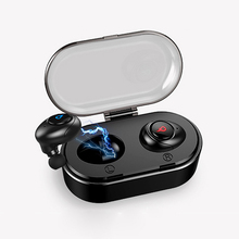 TWS-TZi8 Bluetooth wireless Earphones headset True Wireless Earbuds Mini Stereo Music With Mic for sport with charging box tws x8 tws bluetooth earphones waterproof headset true wireless earbuds mini stereo music with mic for sport with charging box