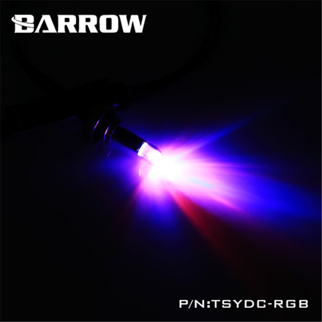 Barrow RGB full color quartz composite extended play head assembly water cooling Lighting accessories TSYDC-RGB